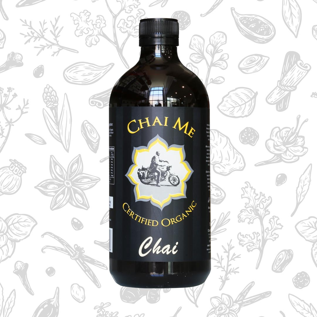 Organic Chai Tea Syrup 750ml
